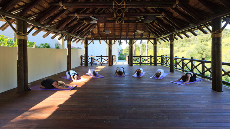 Yogaretreat