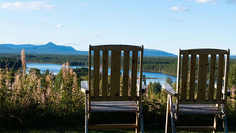 Sverige, Dalarna – Yoga, vandring & ayurveda med Didi