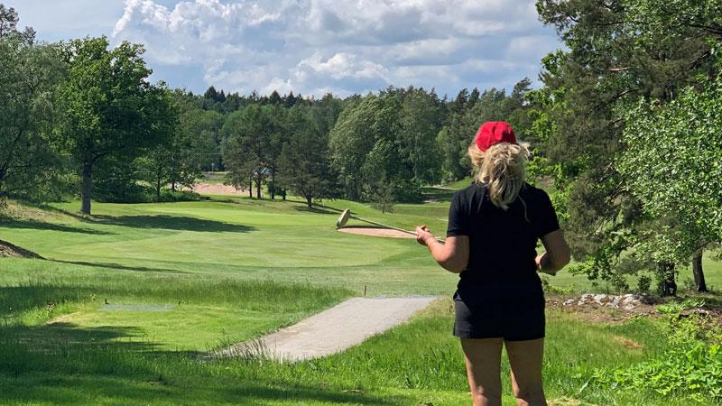 Yoga & golfretreat i Dalarna