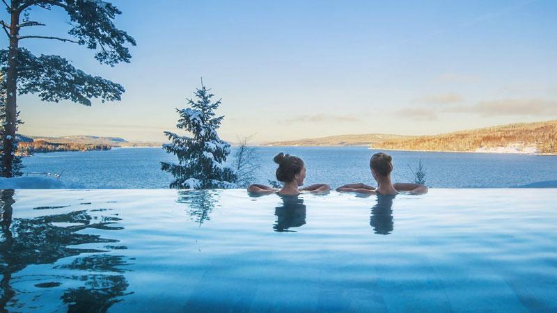 Sverige, Hälsingland – Mindfulness-helg på Orbaden Spa & Resort