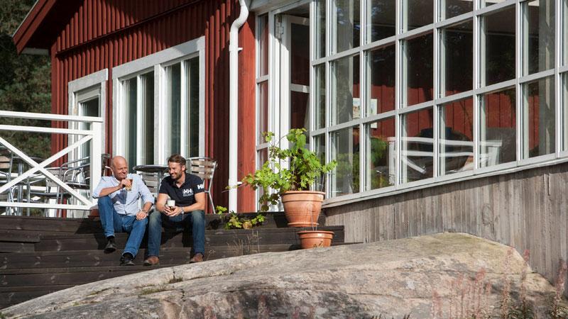 Sverige, Stockholm – Yogaretreat på Värmdö