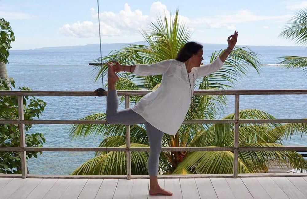 Om din lärare och yogan