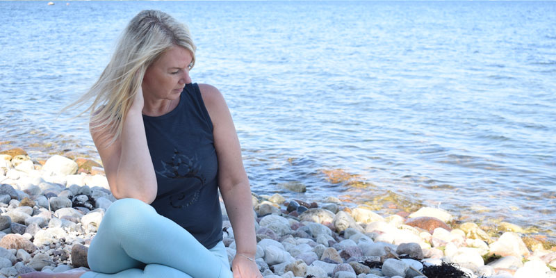 Din yogalärare