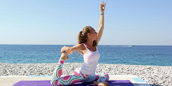 Yoga med Netti Arzt